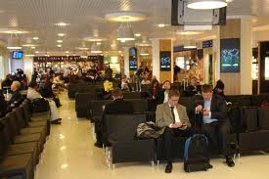 An AirportLounge