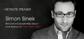 Simon Sinek - Keynote Speaker