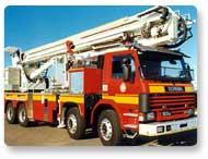 Am I a Fireman Yet? A Brisbane Fire Engine