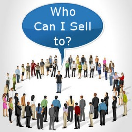 Business Networking Level 1 - Who Can I Sell To