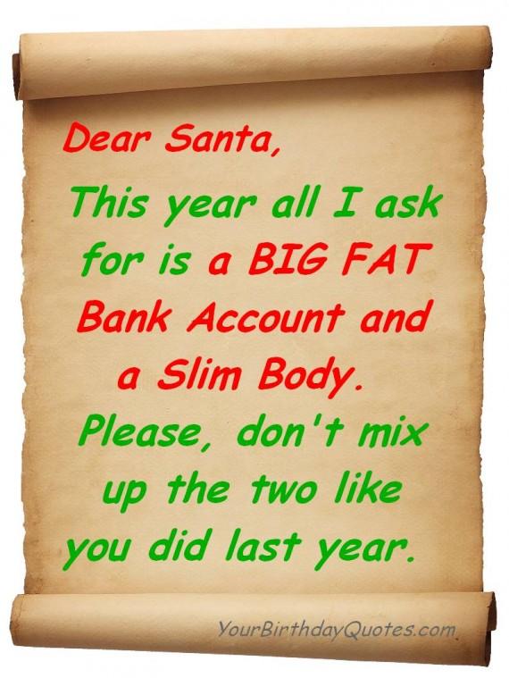Christmas Smiles - Fat Bank Account Slim Body2